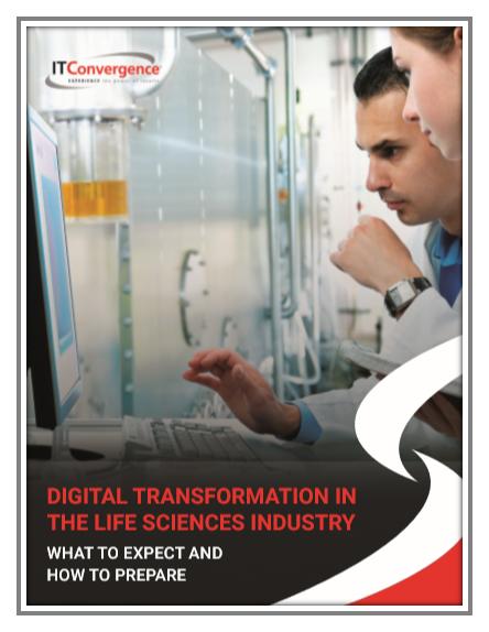 Digital Transformation in Life Sciences Industry