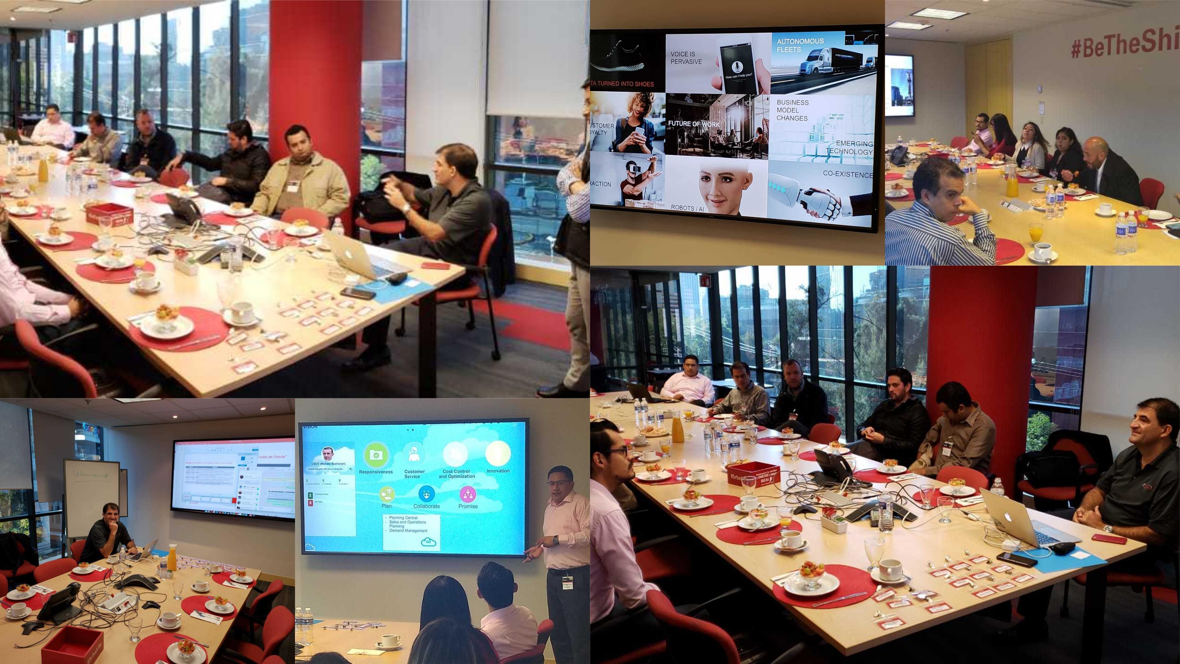 ITC Workshop on Oracle Cloud Technologies